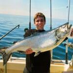 searcher charters lake ontario salmon - 1