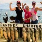 searcher charters lake ontario salmon - 3